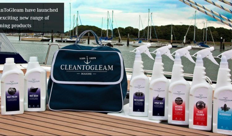 CleantoGleam's Boat Wash products now available at MCK-Suppliers