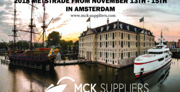 MCK-Suppliers is pleased to be exhibiting at the 2018 METS trade
