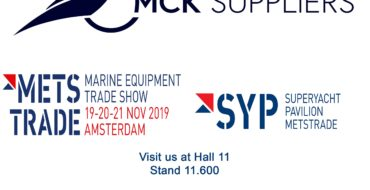 MCK-Suppliers attend the METS Trade Show 2019